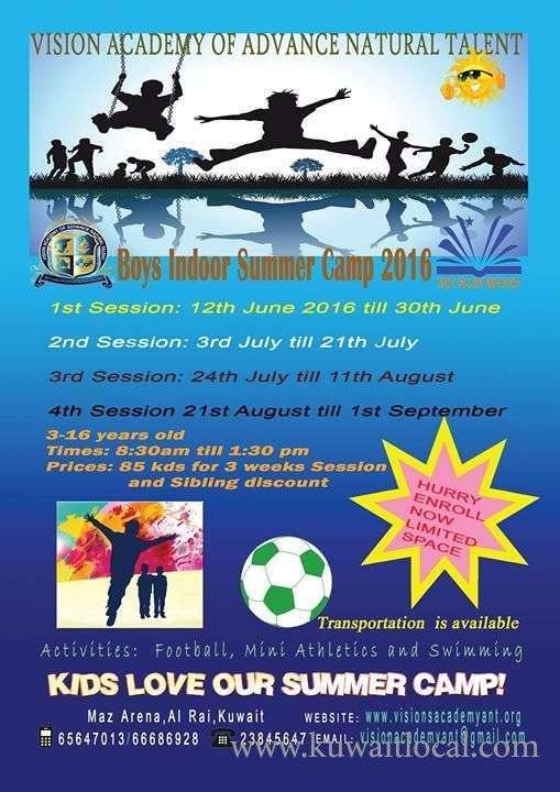 2016-boys-summer-camp-,-2nd-session-kuwait