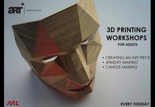 3D Printing Workshops | Kuwait Local
