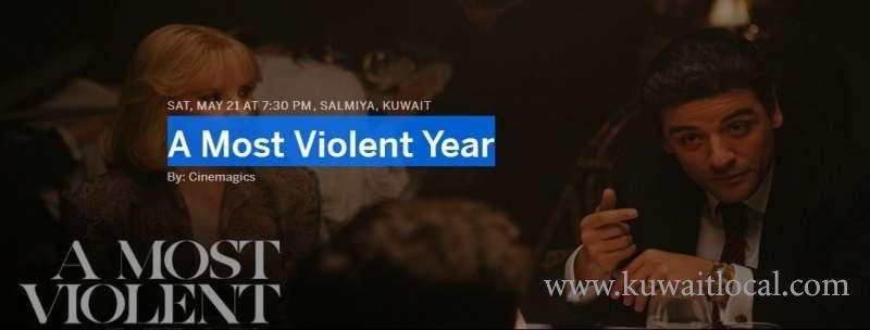 a-most-violent-year-kuwait