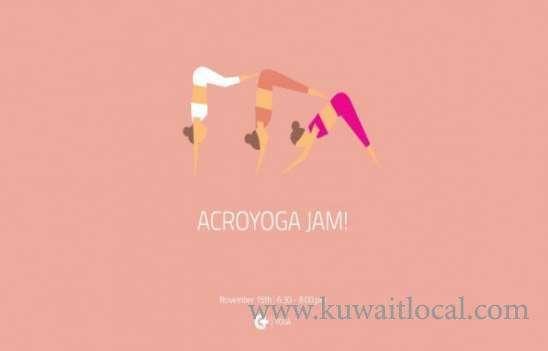 acroyoga-jam-kuwait
