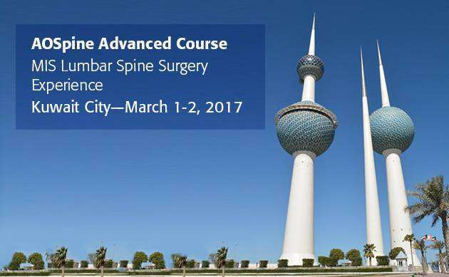 aospine-advanced-course--mis-lumbar-spine-live-surgery-kuwait