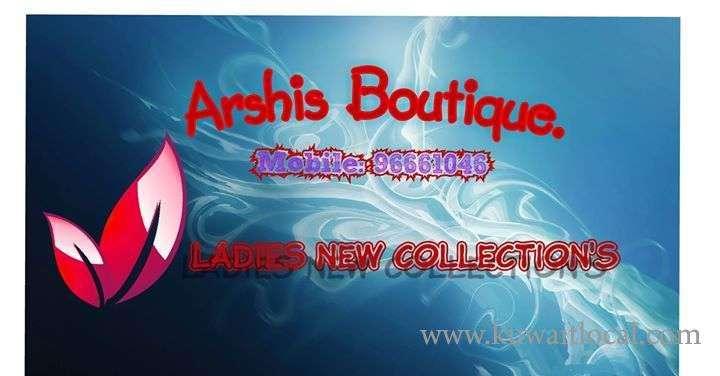 arshis-boutique-,opening-kuwait