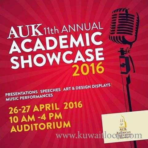 auk-11th-annual-academic-showcase-kuwait