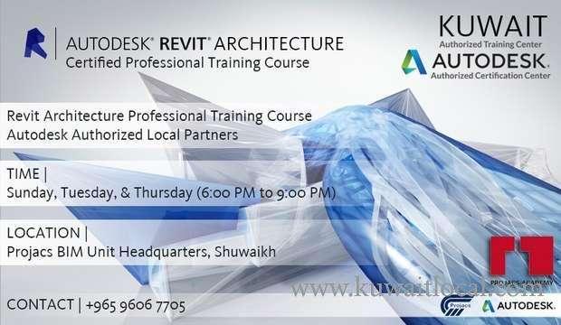 autodesk-revit-architecture-workshop-kuwait