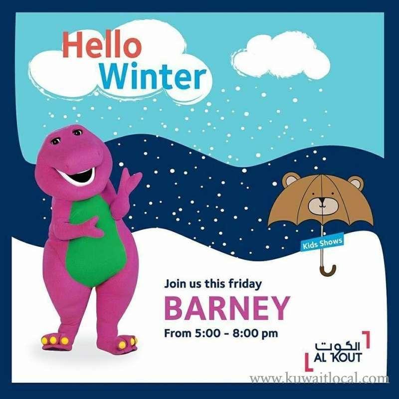 barney-kuwait