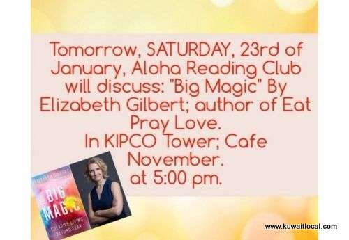 book-discussion-,-big-magic-by-elizabeth-kuwait