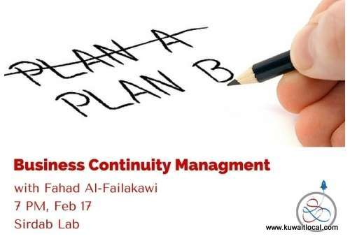 business-continuity-management-workshop-at-sirdab-lab-kuwait