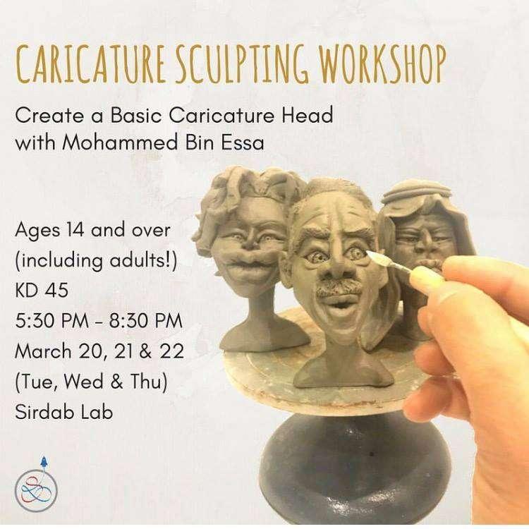 caricature-sculpting--kuwait