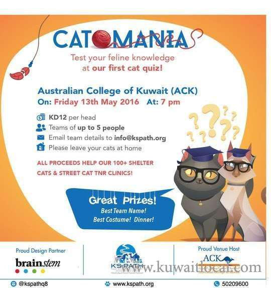 catomania-to-be-held-at-australian-college-of-kuwait-kuwait