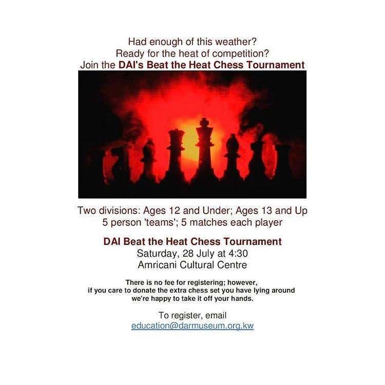 chess-tournament-kuwait