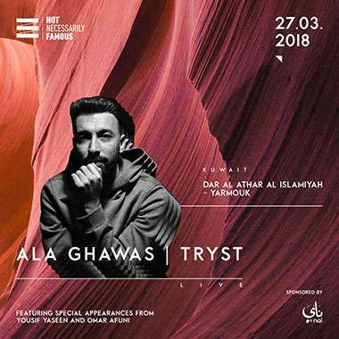 concert-ala-ghawas---tryst-live-kuwait