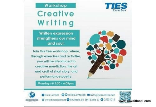 creative-writing-kuwait