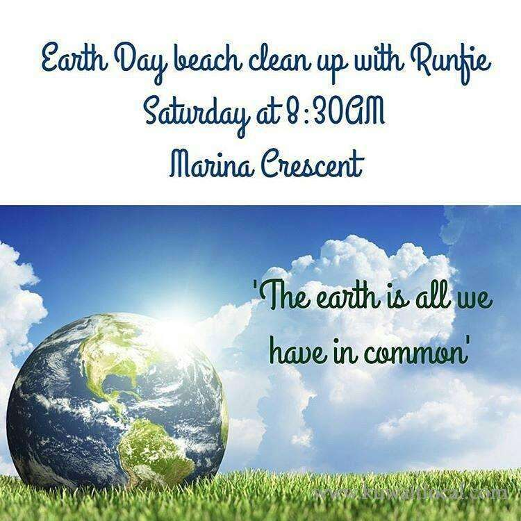 earth-day-beach-clean-up-with-rufie-kuwait
