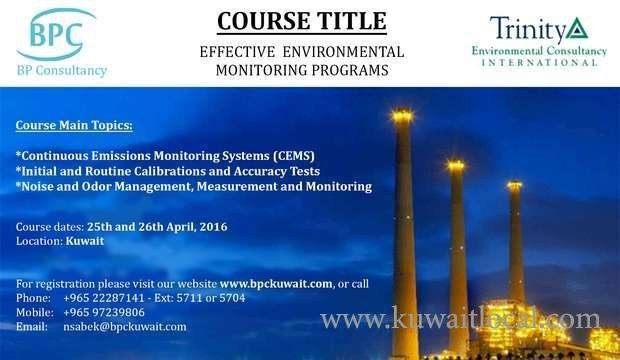 effective-environmental-monitoring-programs-kuwait