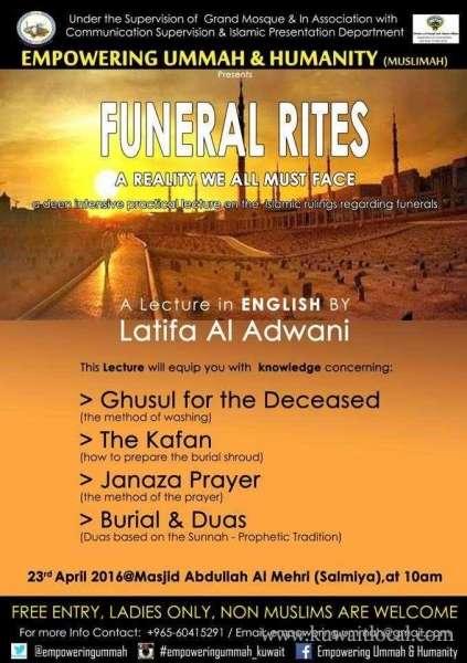 funeral-rites-kuwait