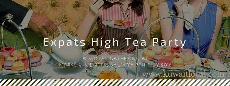 expats-high-tea-party-kuwait