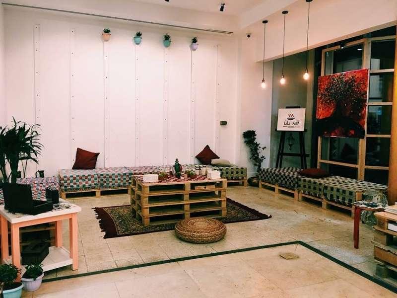 Kuwait Local Fattet Baba X ArtSpace Kitchen Brunch