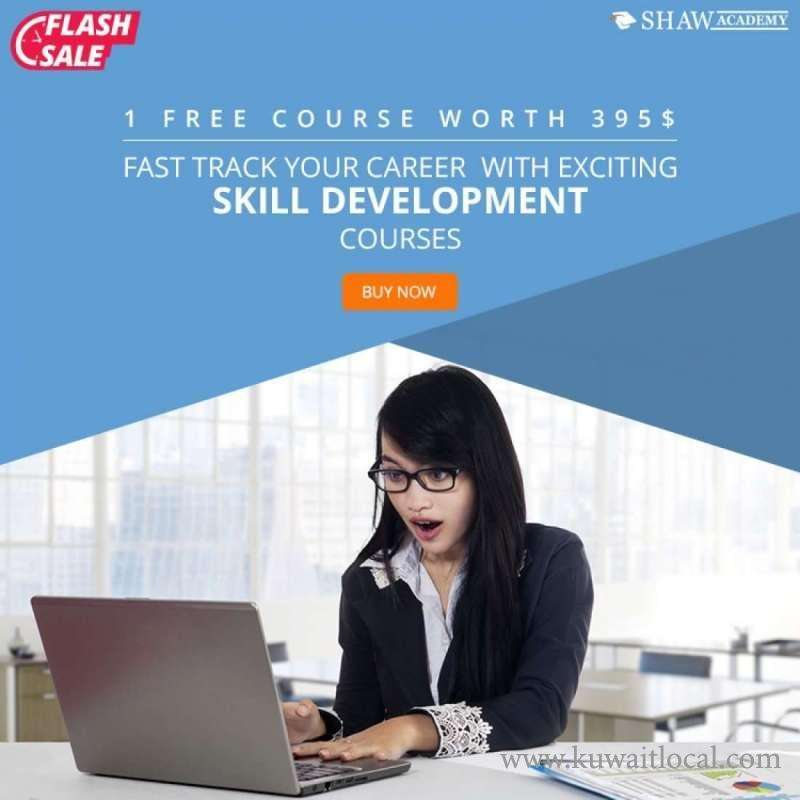 flash-sale---fast-track-your-career-with-exciting-skill-development-courses-by-shaw-academy-kuwait