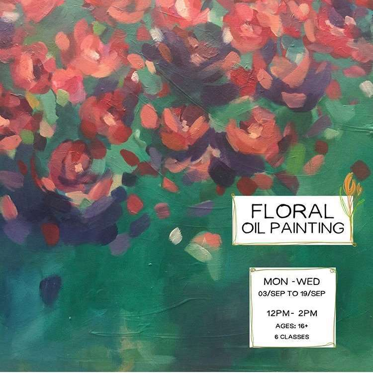 floral-oil-painting-kuwait