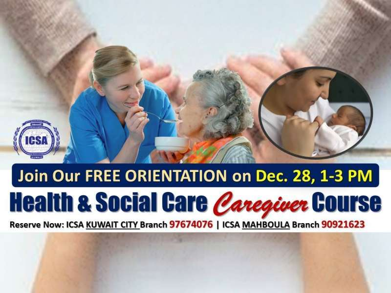 free-orientation-for-health-and-social-care-caregiver-course-kuwait