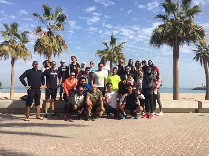 friday-morning-run-kuwait
