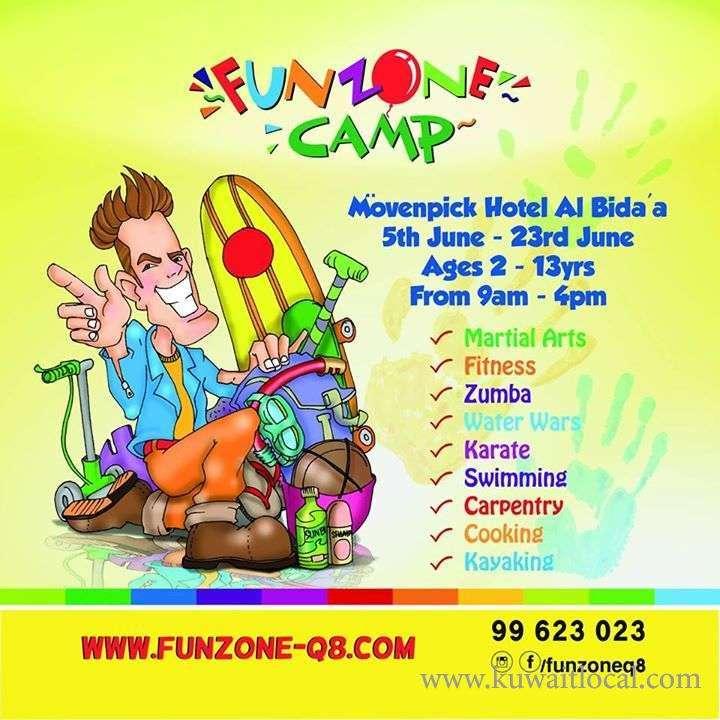 funzone-camp-kuwait