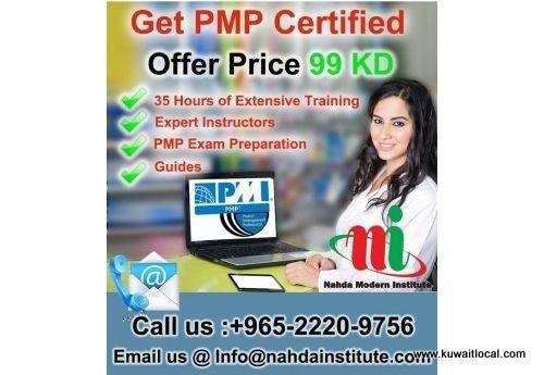 get-pmp-certified-kuwait
