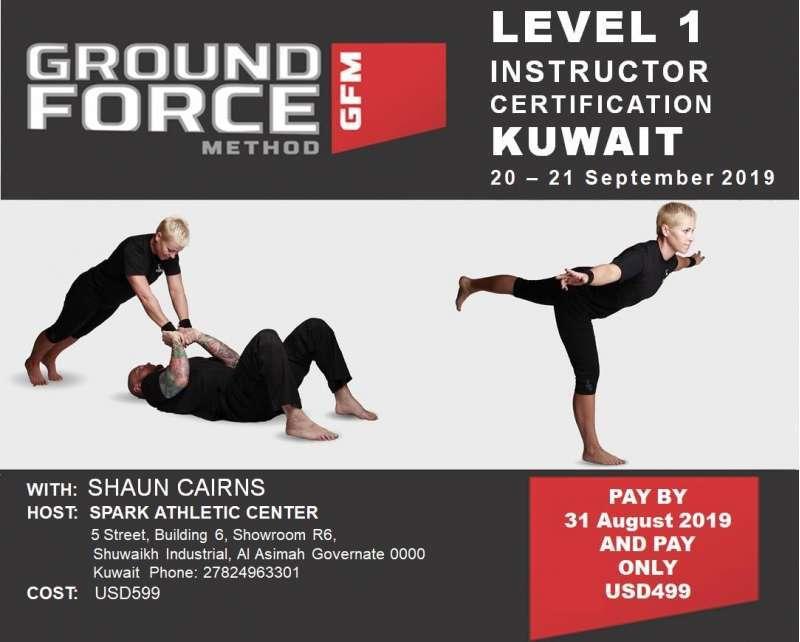 gfm-level-1-instructor-certification-kuwait