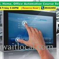 Industrial, Home And Office Automation Course Seminar | Kuwait Local