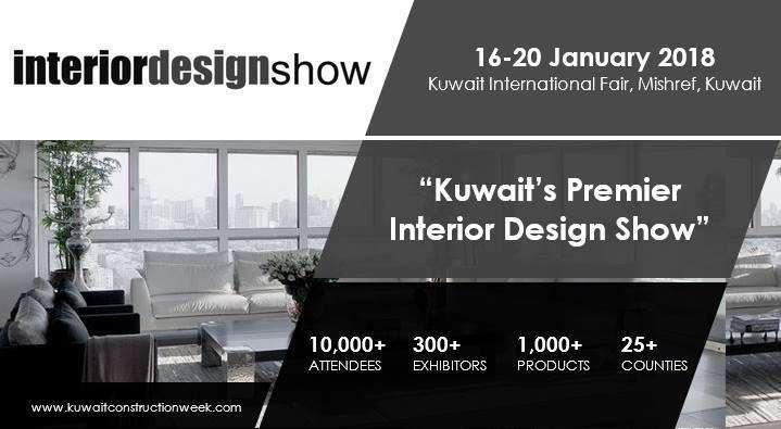 Kuwait Local Interior Design Show 2018