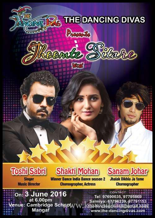 jhoomte-sitare-with-shakti-mohan,-sanam-johar-and-toshi-sabri-kuwait