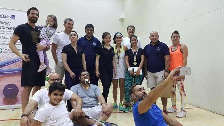 ladies-squash-tournament-kuwait