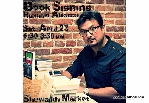 meet-kuwaiti-author-haitham-alsarraf-kuwait