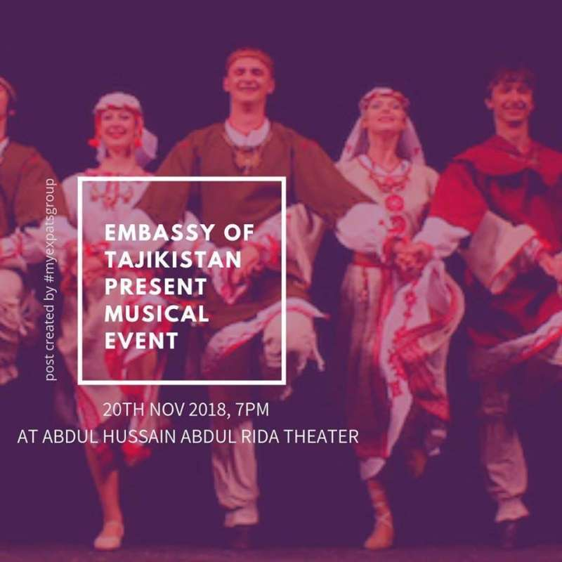 musical-event-by-tajikistan-embassy-kuwait