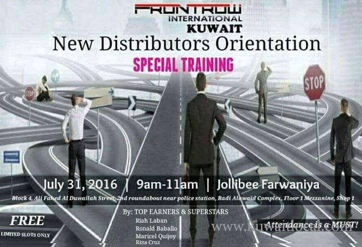 new-distributor-orientation-kuwait
