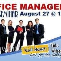 office-management-seminar-kuwait