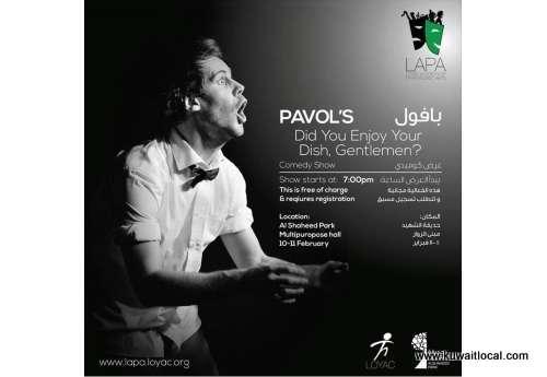pavol-comedy-show-did-you-enjoy-your-dish,-gentlemen-kuwait