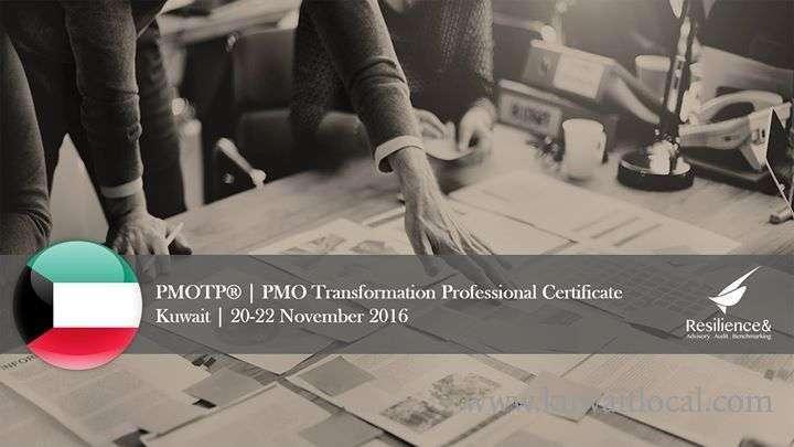 pmo-transformation-professional-certificate-kuwait