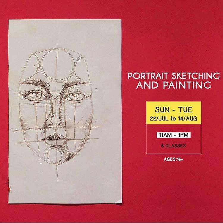 portrait-sketching-and-painting-kuwait