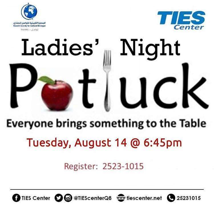 potluck-ladies-night-kuwait