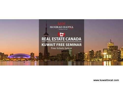 real-estate-canada-kuwait-seminar-kuwait