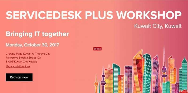 servicedesk-plus-workshop-kuwait