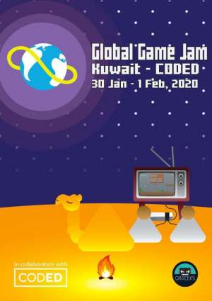 global-game-jam-2020_kuwait