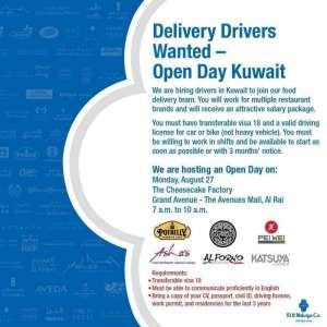 recruitment-event-for-food-delivery-drivers_kuwait