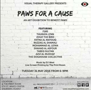 visual-therapy-gallery-presents-,-paws-for-a-cause_kuwait