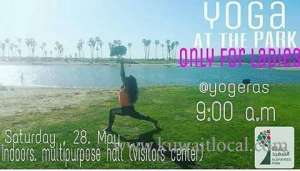 yoga-at-the-park---only-for-ladies_kuwait