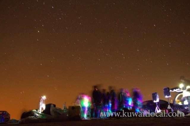star-gazing-in-desert-kuwait