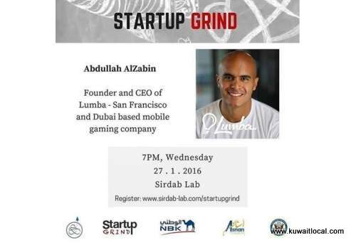 startup-grind-with-abdullah-alzabin-|-events-in-kuwait-kuwait