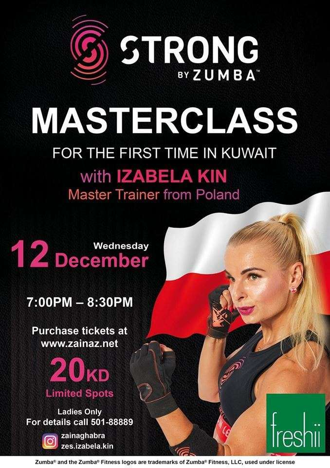 strong-masterclass-event-with-izabela-kuwait