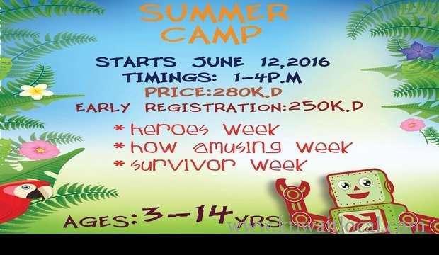summer-camp-,-3-14-yrs-old-kuwait